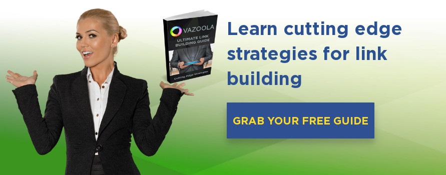 Learn cutting edge strategies for link building